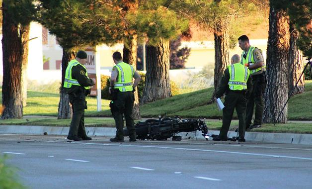 Hamza Mohamed Shabaan died Sunday, May 15, after losing control of his motorcycle and crashing into a light pole, authorities said. [Photo by LUIS MEZA]
