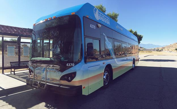 Embedded directly into the roadway, WAVE systems will provide en-route charging to AVTA's battery electric buses, extending their range. [contributed]