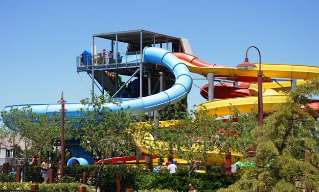 DryTown is a six-acre Old West mining town-themed aquatic park located at 3850 East Avenue S in Palmdale. [contributed]
