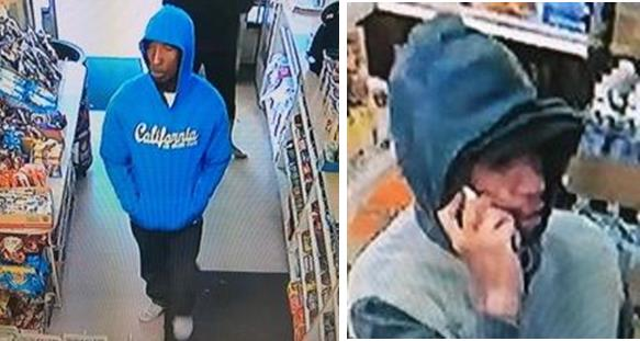 Attempt to ID armed robbery suspects Palmdale 7.13.16