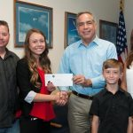 Katelynn Dinius awarded NASA Armstrong scholarship