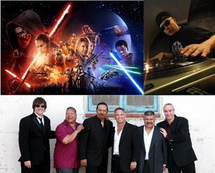 Star Wars DJ Scrath Bump City