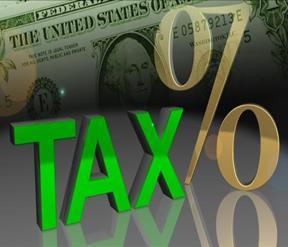 Tax on ballot