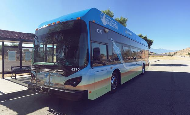 AVTA bus