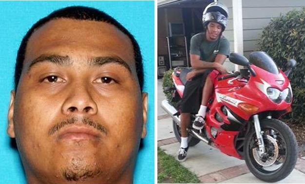 [L to R] Defendant Demonte Thomas and suspect Michael Davis.