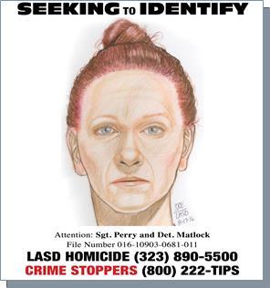 Female body found Gorman. 1jpg