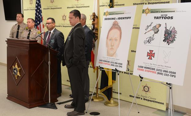 Female body found Gorman