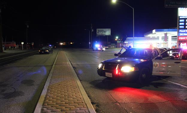 """The collision happened around 9:15 p.m. Monday, Aug. 29, near Pearblossom Highway and Fort Tejon Road, an area commonly referred to as """"Four Points."""""""