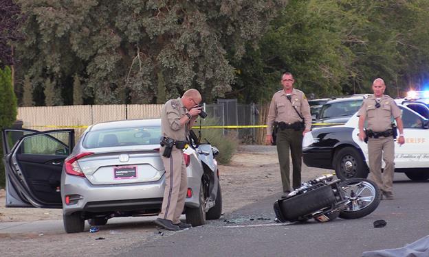 Motorcyclist killed in Littlerock crash
