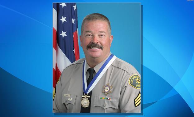 Sgt. Steve Owen [Image courtesy LASD]