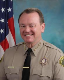 Sheriff Jim McDonnell