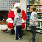 Holiday party at Palmdale City Library this Wednesday