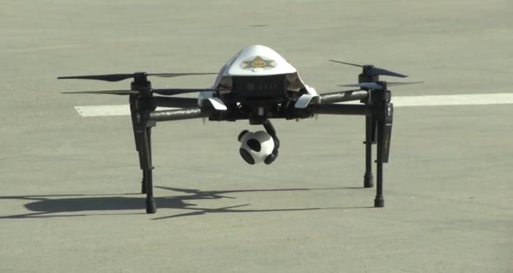 Activists ask county supervisors to ban use of drones by Sheriff's Department