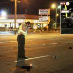 Man kneeling in street struck, killed by van in Lancaster
