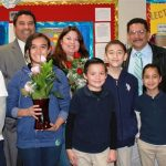 Palmdale educator recognized as CABE 'Teacher of the Year'