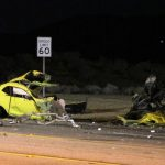 Suspected street racing leaves father, daughter dead in Palmdale