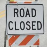 Road closure at Ave. S/40th St. for storm drain construction