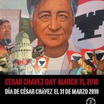 State offices closed for Cesar Chavez Day