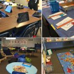 Enterprise Elementary students embrace new student lounge