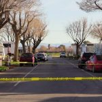Stabbing death at Lancaster trailer park, suspect surrenders [updated]