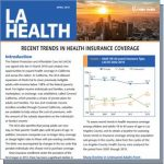Uninsured in Los Angeles County decline, disparities persist