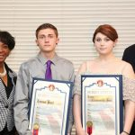 Siblings honored for courageous acts in Lancaster