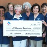 AVH Auxiliary contributes $1.7 million in donations and volunteer hours