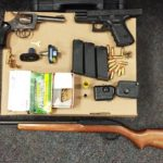 Weapons seized, suspect arrested in Lancaster raid