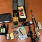 Gun, surveillance equipment seized in Lancaster raid