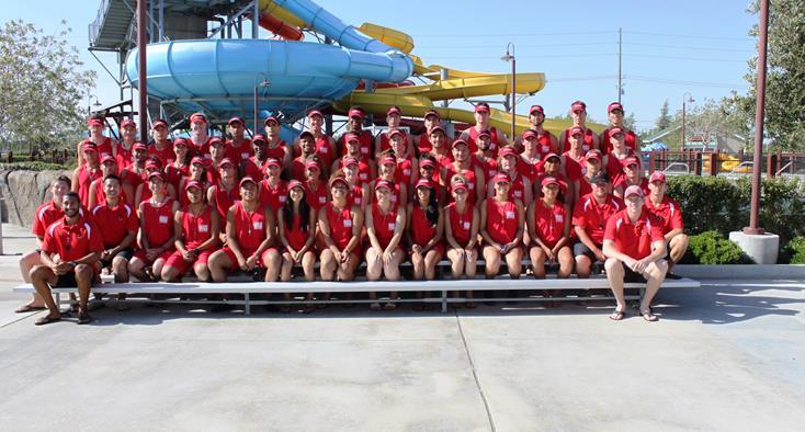 """Palmdale lifeguards achieve """"world class"""" lifeguarding score"""