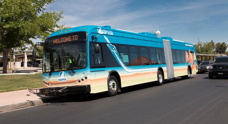 AVTA lowers qualifying age for reduced fares to 62