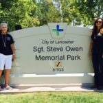 Sgt. Steven Owen Memorial Park dedicated to his family