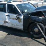 Deputy injured in crash, other driver arrested for DUI