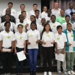 Local students take oath for Kaiser Permanente's Hippocrates Circle
