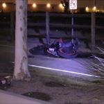 Palmdale teen killed in motorcycle crash