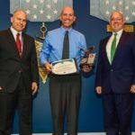 'Mr. Disaster Preparedness' wins top DOD award