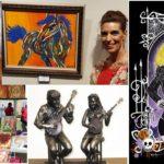 Artisans announced for Palmdale's Kaleidoscope: Music & Art Festival