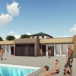 Courson Park closed for construction of CACWest pool