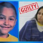 Palmdale mom pleads to murder for 8-year-old son's torture-killing