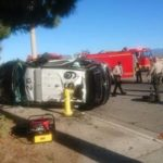 Deputy recovering after crash in Palmdale