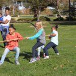 Spring break activities at Marie Kerr, Domenic Massari parks