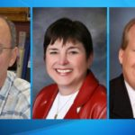 Three appointed to hospital board