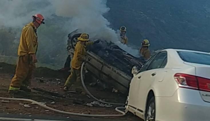 Driver killed in collision in Santa Clarita area identified