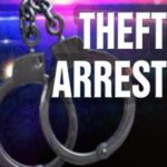 Woman arrested for wearing stolen pants