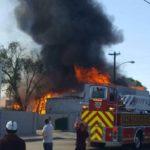 Man pronounced dead at scene of Lancaster fire