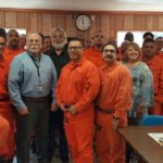 First group completes prison Pre-Apprenticeship Program