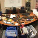 Guns, drugs, $100K seized in Lancaster raid