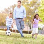 National Family Fitness Day this Saturday at Marie Kerr, Domenic Massari