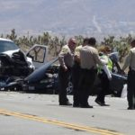 Four killed in two-vehicle crash in Palmdale [updated]
