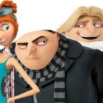 Despicable Me 3 showing at Palmdale Amphitheater this Friday